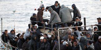 Μετανάστες