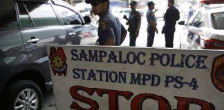 στρατιωτικός νόμος σε νησί στις Φιλιππίνες