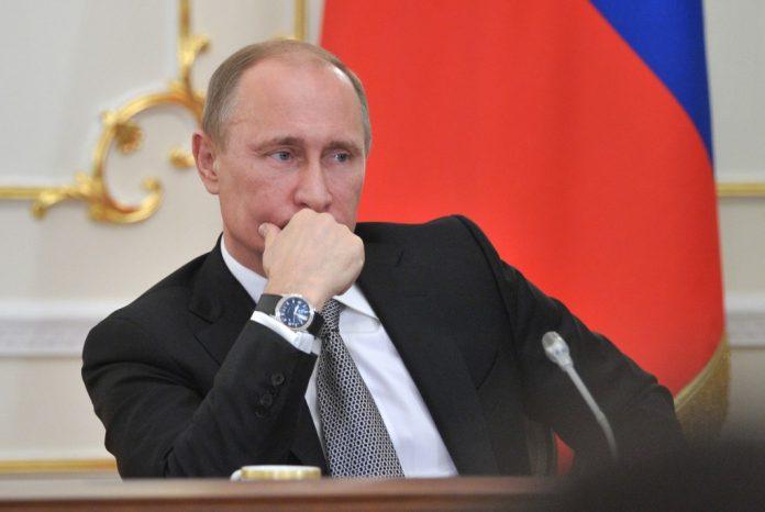 κόρη του εκπρόσωπος Πούτιν