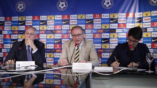Αποτέλεσμα εικόνας για Επίσημο: Εισηγήθηκε ποδοσφαιρικό Grexit η FIFA